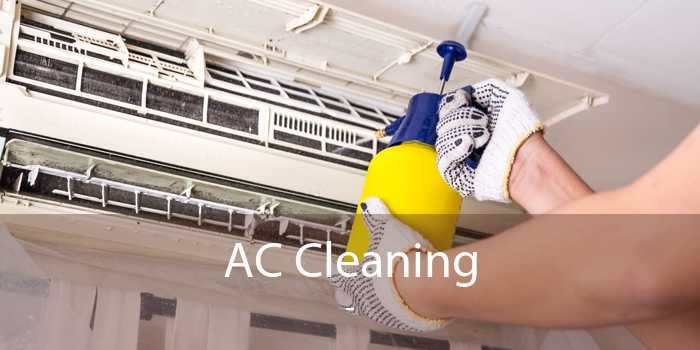 AC Cleaning  -