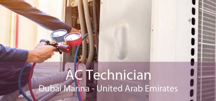 AC Technician Dubai Marina - United Arab Emirates