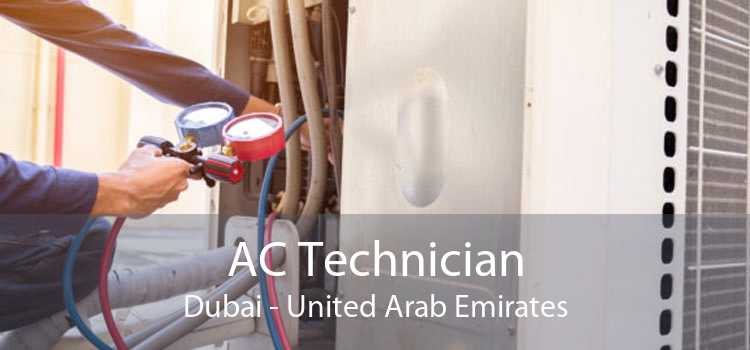AC Technician Dubai - United Arab Emirates