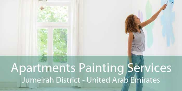 Apartments Painting Services Jumeirah District - United Arab Emirates