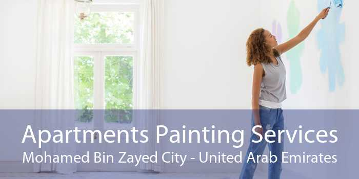Apartments Painting Services Mohamed Bin Zayed City - United Arab Emirates
