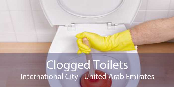 Clogged Toilets International City - United Arab Emirates
