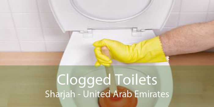 Clogged Toilets Sharjah - United Arab Emirates