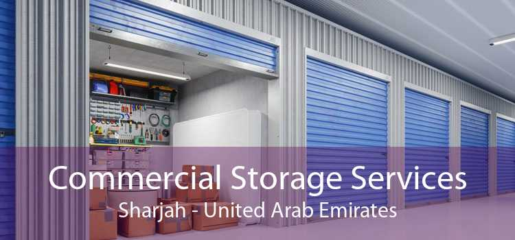Commercial Storage Services Sharjah - United Arab Emirates