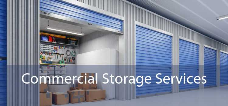 Commercial Storage Services