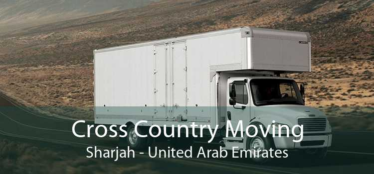 Cross Country Moving Sharjah - United Arab Emirates