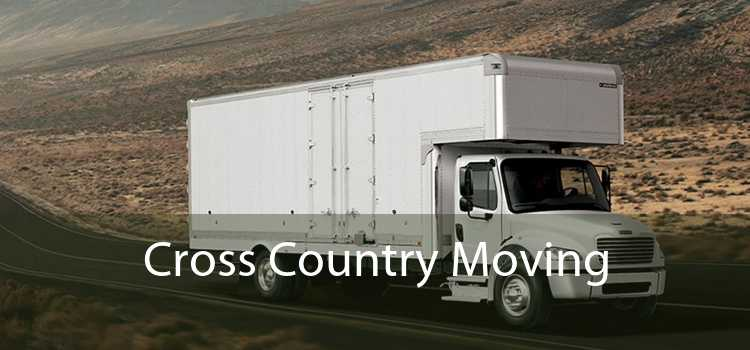 Cross Country Moving