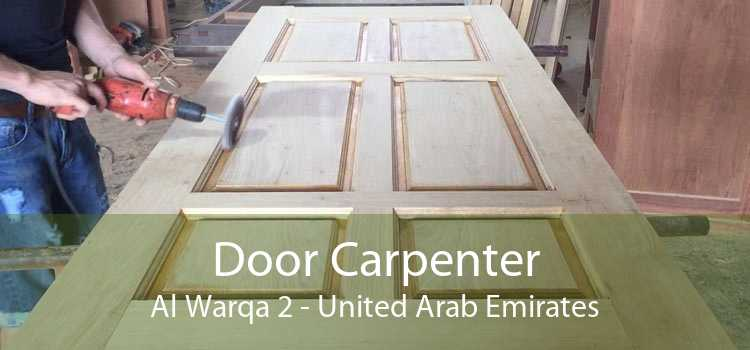 Door Carpenter Al Warqa 2 - United Arab Emirates
