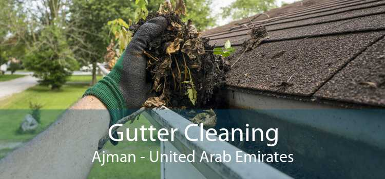 Gutter Cleaning Ajman - United Arab Emirates