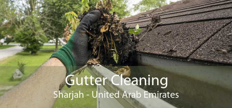 Gutter Cleaning Sharjah - United Arab Emirates