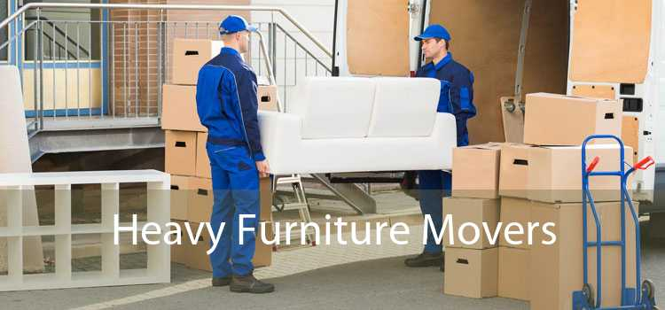Heavy Furniture Movers