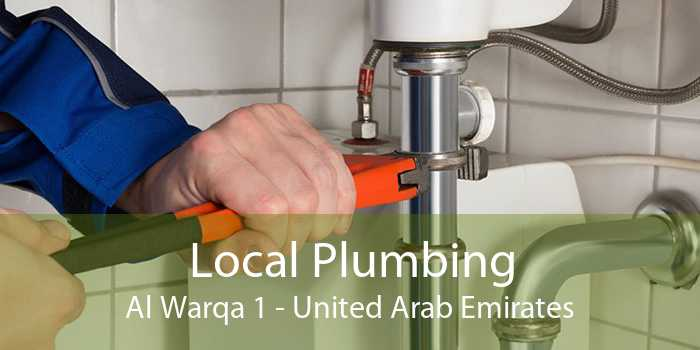 Local Plumbing Al Warqa 1 - United Arab Emirates