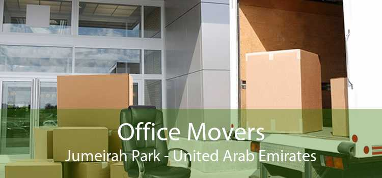 Office Movers Jumeirah Park - United Arab Emirates