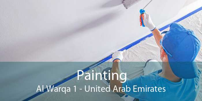 Painting Al Warqa 1 - United Arab Emirates