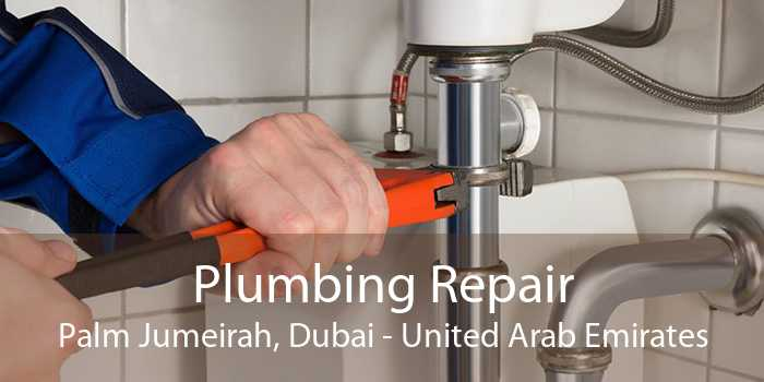 Plumbing Repair Palm Jumeirah, Dubai - United Arab Emirates