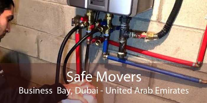 Safe Movers Business  Bay, Dubai - United Arab Emirates