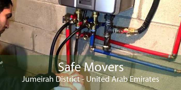 Safe Movers Jumeirah District - United Arab Emirates