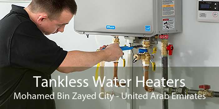 Tankless Water Heaters Mohamed Bin Zayed City - United Arab Emirates