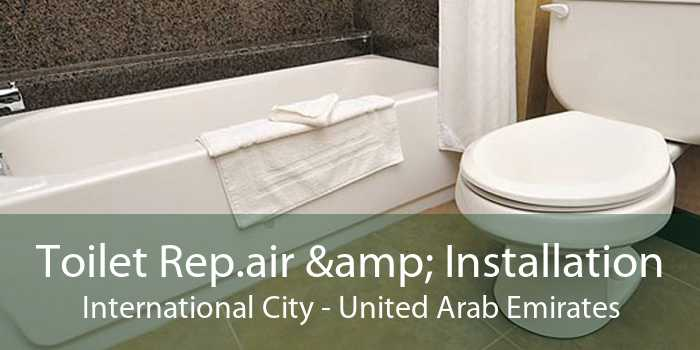 Toilet Rep.air & Installation International City - United Arab Emirates