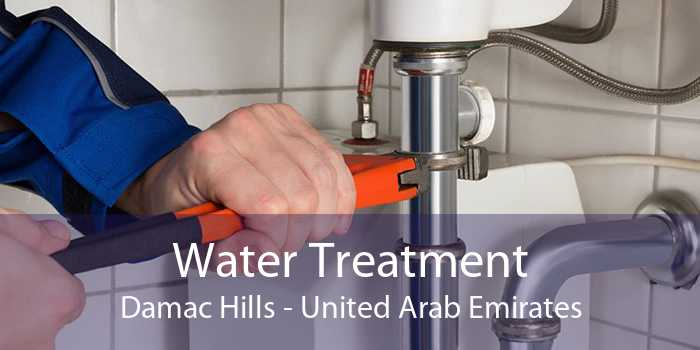 Water Treatment Damac Hills - United Arab Emirates