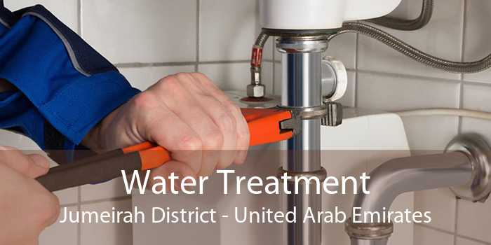 Water Treatment Jumeirah District - United Arab Emirates