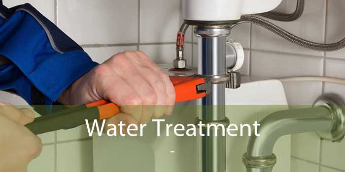 Water Treatment  -