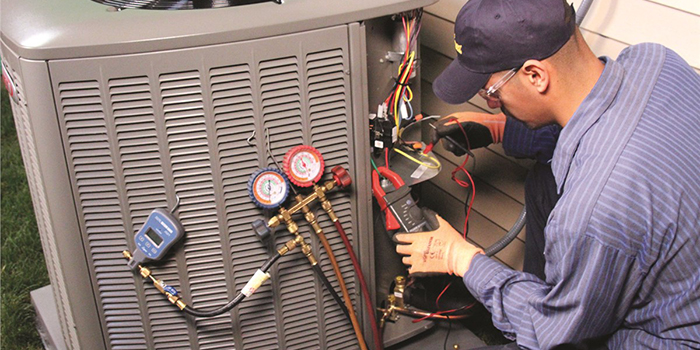 Air Conditioning Repair Services in Jumeirah District