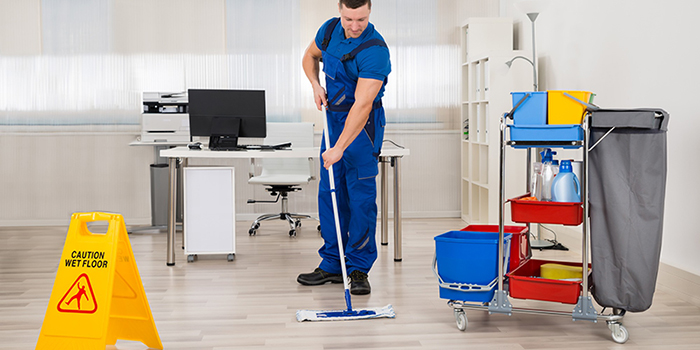 Commercial Cleaning Service in Business  Bay, Dubai​