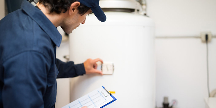 hot water heater repair in Ajman