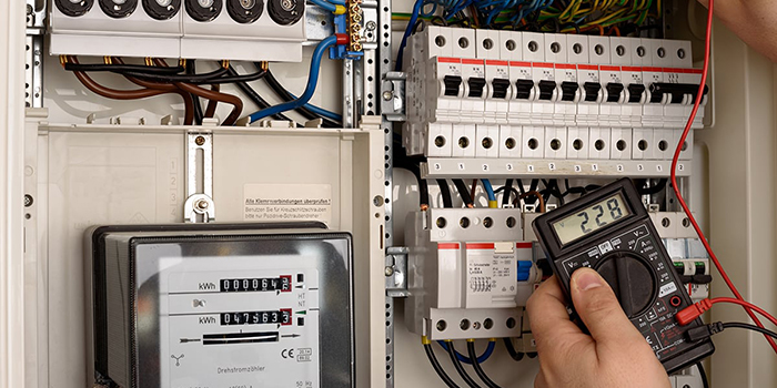 electrical installation in Dubai