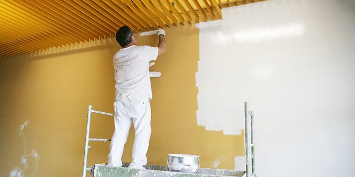Commercial Painting Service in Dubai Marina
