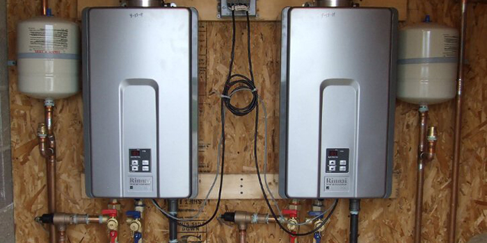 Tankless Water Heater Installation in International City