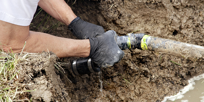 Wet Places in Yard Repair in Bur Dubai